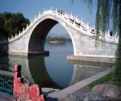 Pont Xiu Yi, Beijing