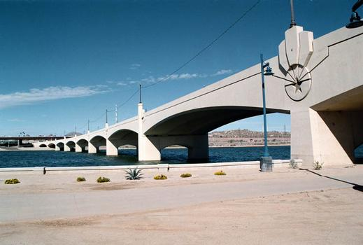 New Mill Avenue Bridge