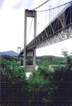 Sotrabrücke, Bergen