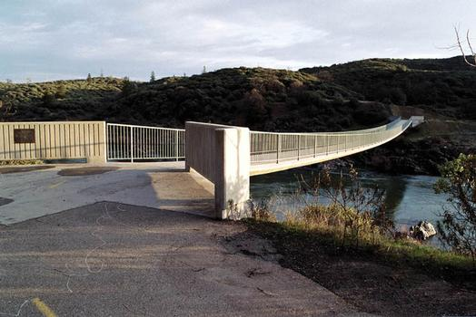 Sacramento River Trail Bridge