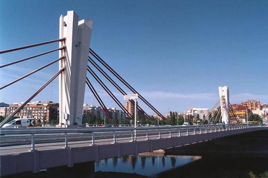 Pont de la rue Potosi