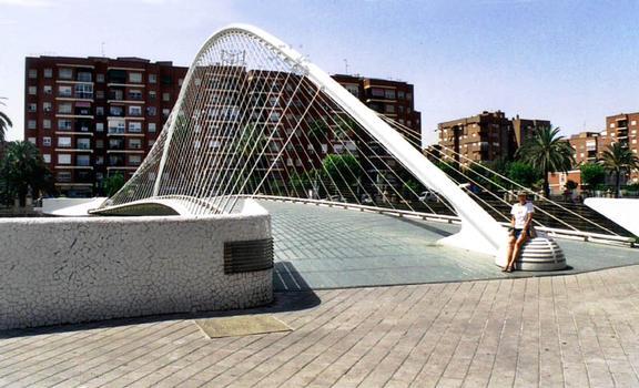 Pasarela Jorge Manrique (Murcia, 1998)