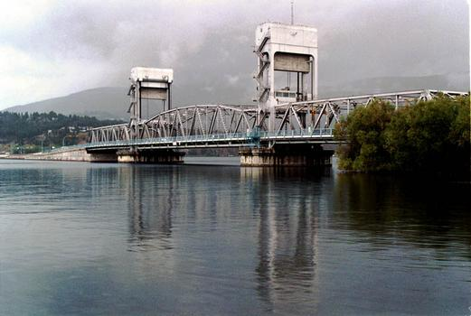 Kelowna Floating Bridge