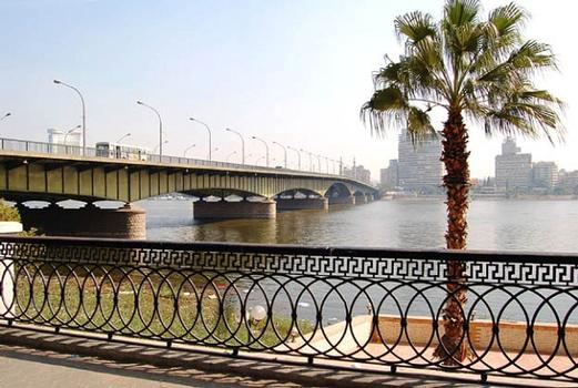 Pont El Gama, Le Caire
