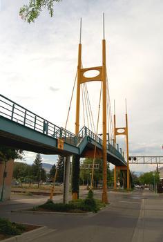 Kamloops Pedestrian Bridge (Kamloops)