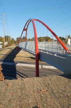 Springwater Trail Arch Bridge