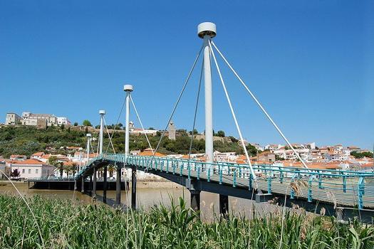 Pedro Nunes Square Bridge