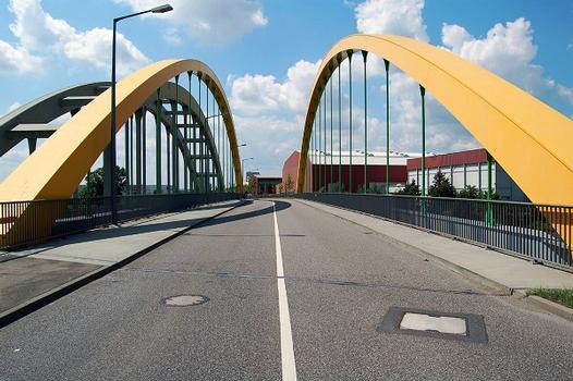 Neckarbrücke Wohlgelegen
