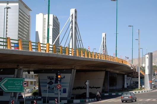 Valiasr Chamran Bridge