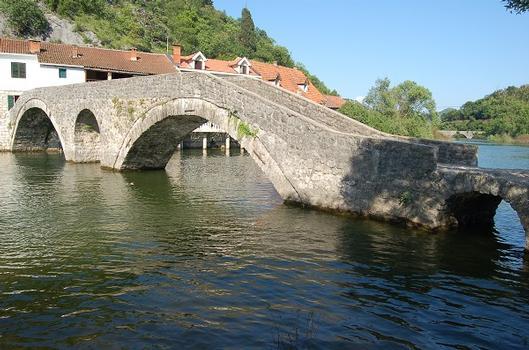 Pont de Rijeka Crnojevica