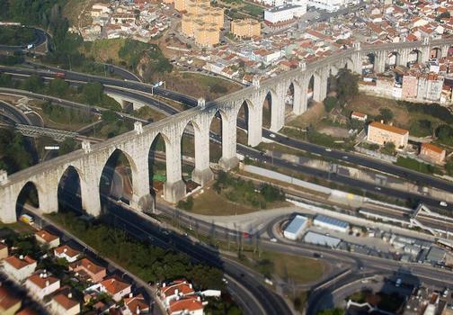 Aqueduto das Águas Livres (Alcantara-Tal)