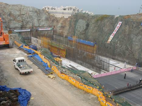 Tunnel de Busan-Geoje