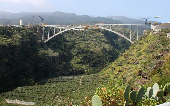 Arco de los Tilos, Los Sauces, La Palma, Canares