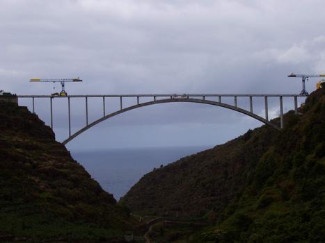 Arco de los Tilos, Los Sauces, La Palma, Kanarische Inselns