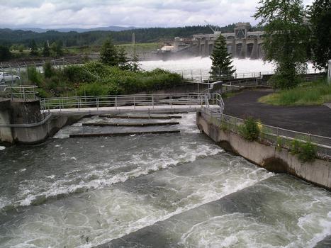 Bonneville Dam, Bonneville, Oregon