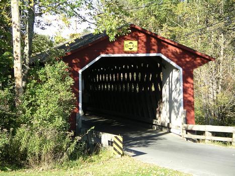 Silk Covered Bridge, Bennington, Vermont