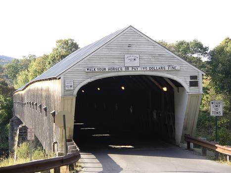 Cornish-Windsor Covered Bridge, Cornish (New Hampshire) & Windsor (Vermont).