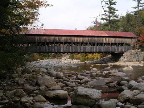 Albany Covered Bridge, Albany, New York