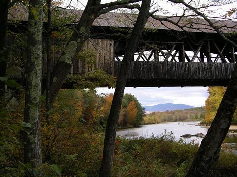 Blair Covered Bridge, Campton, New Hampshire