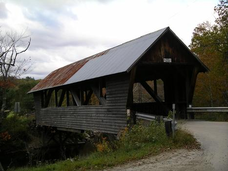 Bump Covered Bridge, Campton, New Hampshire