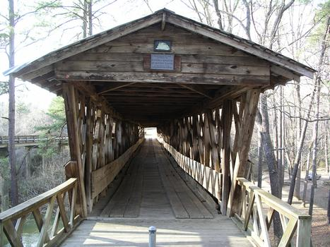 Clarkson Covered Bridge Clarkson-Legg Covered Bridge Clarkson, Alabama USA