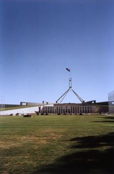 New Parliament House (Canberra, 1988)
