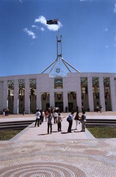 New Parliament House, Canberra
