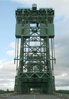 Newport Bridge, Teesside