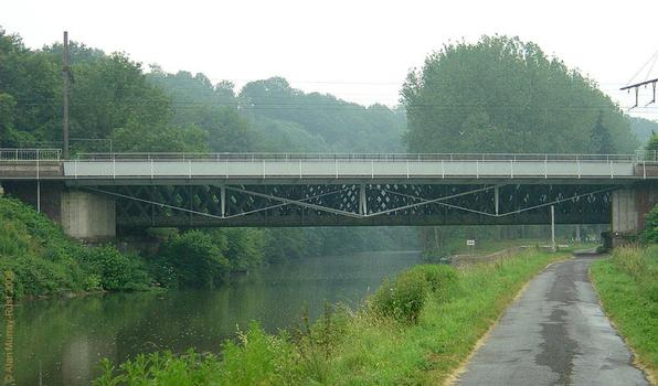 RAVeL Bridge, Thuin