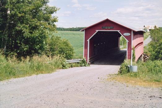 Pont des Raymond, Bécancour, Québec, Canada