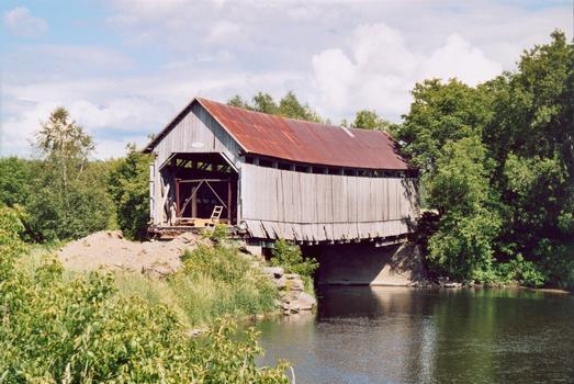 Pont Drouin, Compton Station, Québec, Kanada