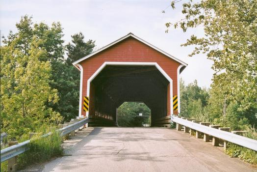 Pont Balthazar, Brigham, Québec