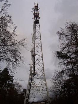 Funkturm auf dem Kulm
