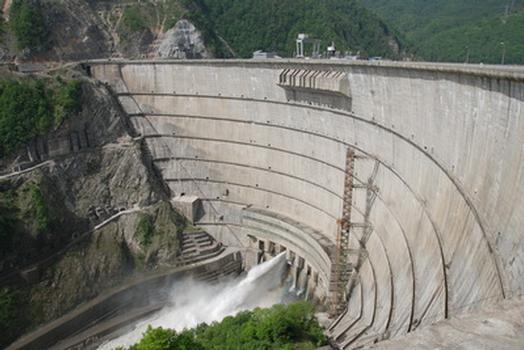 Barrage de l'Inguri