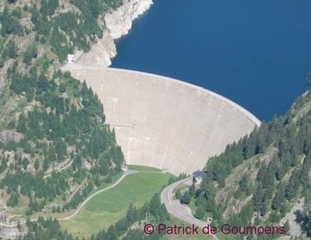 Sambuco Dam