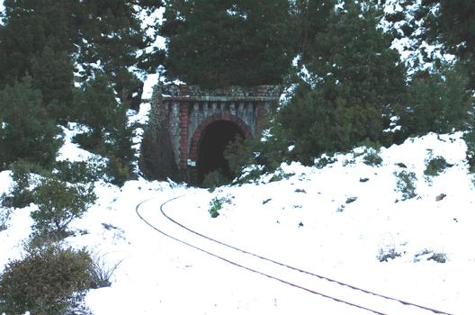 Vizzavona-Tunnel