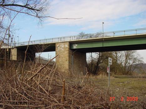 Overwegbrücke, Wetter