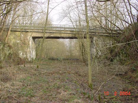 «Am Overbeck» Bridge, Wetter