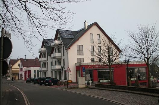 Gemeindezentrum Volmarstein von Süden