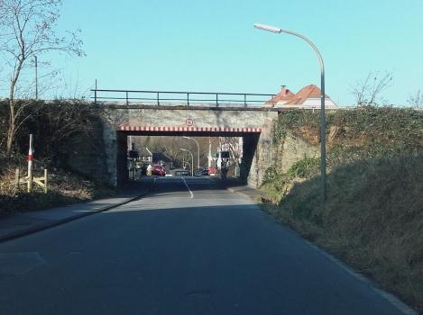 Knebuschstrasse Rail Overpass