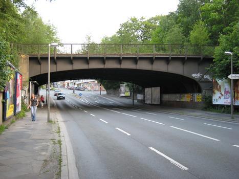 Heiliger Weg Railroad Overpass (South)