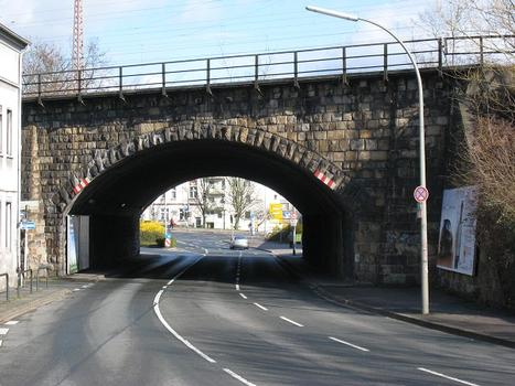 Beninghofer Strasse Railroad Overpass