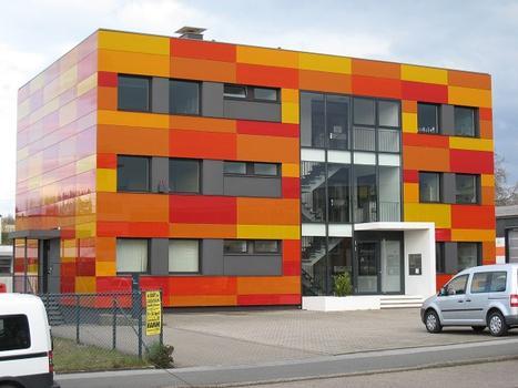 Planetenfeldstrasse 3 Office Building