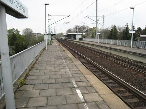 Dortmund-Oespel Elevated Railroad and Station