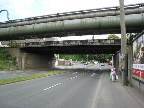 Fassstrasse Railroad Overpass