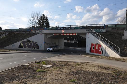 Sölder Strasse Rail Overpass
