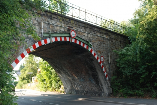 Hagener Strasse Rail Overpass