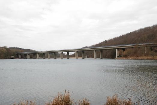 Pont sur le Seilersee