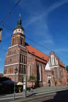 Oberkirche Sankt Nikolai