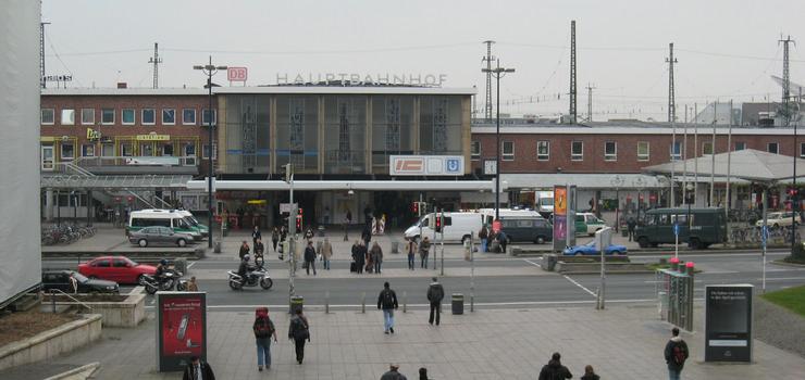Dortmund Central Station